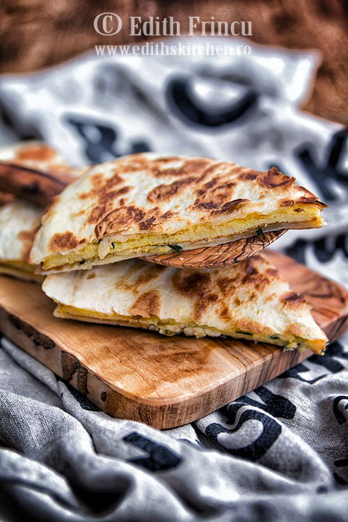 quesadilla cu omleta 1