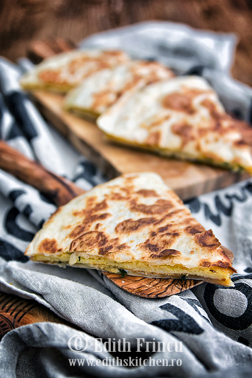 quesadilla cu omleta 2