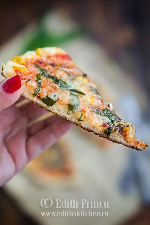 felie pizza